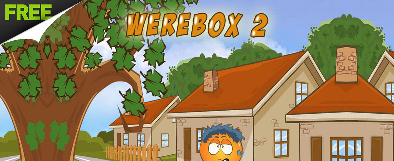 Werebox 2 - Solve puzzles by transforming shapes