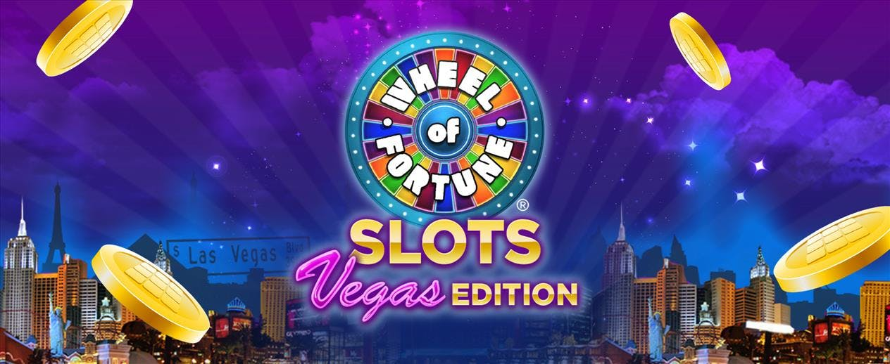 Wheel of Fortune Slots - Vegas Edition - ¡Gira la ruleta para ganar!