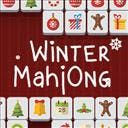 Winter Mahjong - logo