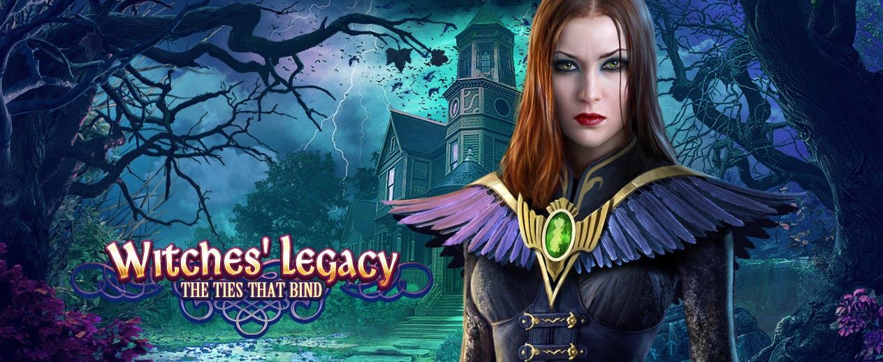 Witches Legacy: The Ties That Bind - Is Edward in over his head?