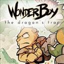 Wonder Boy: The Dragon's Trap - logo
