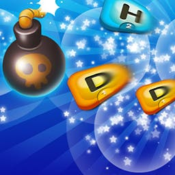 Word up HTML5 - Word Up is a FREE word game. Make words. Clear the board. Play now! - logo