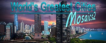 World's Greatest Cities Mosaics 2 - image