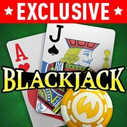 BlackJack+ - Win BIG, play tables with different deck counts & table stakes in our classic, intuitive and wildly popular casino card game. - logo