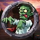 Zombie Solitaire 2: Chapter 1 - logo