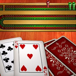 Aces® Cribbage - Fifteen for 2, fifteen for 4, and a pair for 6--with Aces Cribbage, you can hone your cribbage skills on your Android device! - logo