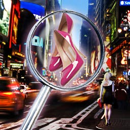 A Girl in the City - Help Laura fulfill her dream and find love in the Big Apple! Play the adventure game A Girl in the City! - logo