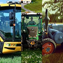 Agricultural Simulator Anthology -  - logo