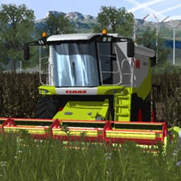 Agricultural Simulator 2011 - Agricultural Simulator 2011 is realistic, challenging, and tons of fun! - logo