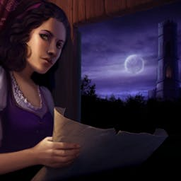 A Gypsy's Tale: Tower of Secrets - A Gypsy's Tale: Tower of Secrets is a beautifully told hidden object game. - logo