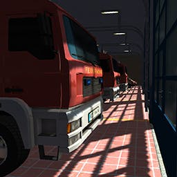 Airport Fire Department - The Simulation -  - logo