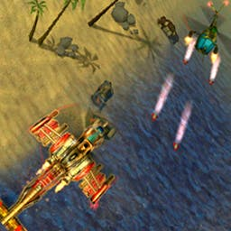 Airstrike 2 - Gulf Thunder - Gear up for an exciting 3D indie helicopter ride! - logo
