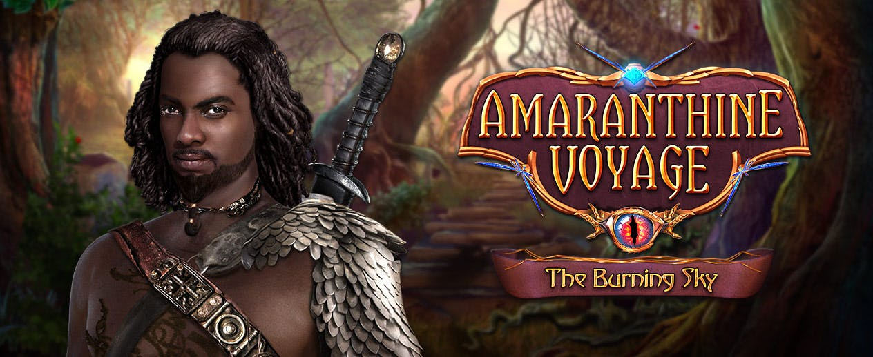 Amaranthine Voyage: The Burning Sky -  - image