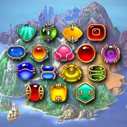 Amazonia - Use your matching skills to free spirits and win treasure in Amazonia! - logo