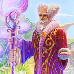 Arcanika - Travel to a magical world and help revive its life force in Arcanika, a Match 3 and hidden object game. - logo