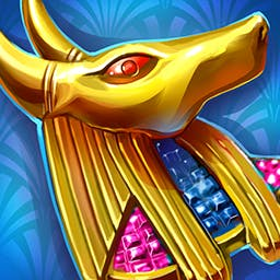 Arizona Rose and the Pharaohs' Riddles - Uncover an ancient mystery by solving over 170 levels in the puzzle game Arizona Rose and the Pharaohs' Riddles! - logo