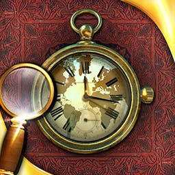 Around the World in 80 Days - Join the famous Phileas Fogg in the adventure game Around the World in 80 Days! - logo