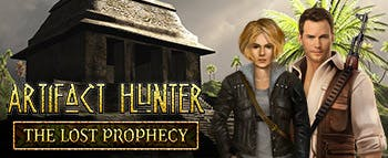 Artifact Hunter: The Lost Prophecy - image