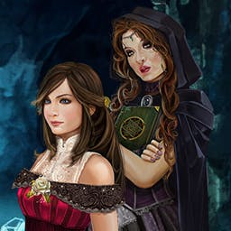 Awakening: Moonfell Wood - After waking from a long sleep, Princess Sophia finds herself in a world devoid of people in the hidden object game Awakening: Moonfell Wood! - logo