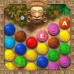 Azteca - Go back in time on a mission to help the Aztecs solve an ancient mystery! - logo