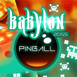 Babylon 2055 Pinball - Enjoy the feeling of pinball through hours of gameplay - logo