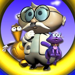 Ballhalla - Assist Professor Quark in determining the whereabouts of his friends. - logo