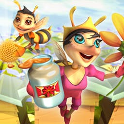Bee Garden - Bring life back to Bee Garden and the queen will return! - logo