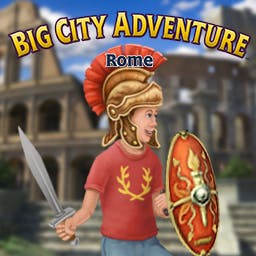 Big City Adventure: Rome - All roads lead to Rome! With thousands of years of art, history, and culture on display, it's the perfect destination for your next Big City Adventure - logo