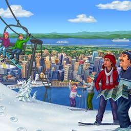 Big City Adventure: Vancouver - Head north in search of fabulous mementos in Big City Adventure: Vancouver! - logo