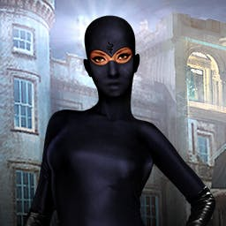 Black Viper: Sofia's Fate - Cop by day and thief by night - use both of Sofia's identities to solve this mystery in the hidden object game Black Viper: Sofia's Fate. - logo
