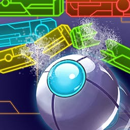 Blastout HD - The classic arcade gameplay of Blastout HD is back with amazing new modes like colorblast. Play today! - logo