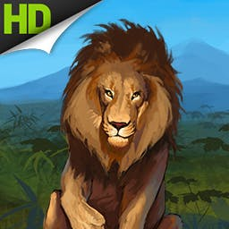 Blini Kids: Animals - Blini Kids: Animals is an educational app. 6 minigames, 8 habitats and 36 animals will help your child learn about wildlife! - logo
