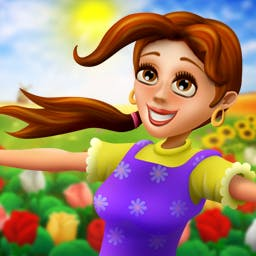 Bloom! A Bouquet for Everyone - Will brightening people's days help Jasmine feel passionate about flowers again? - logo