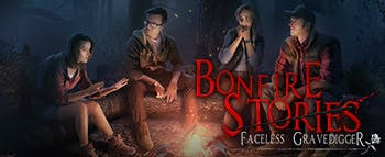 Bonfire Stories: The Faceless Gravedigger - image