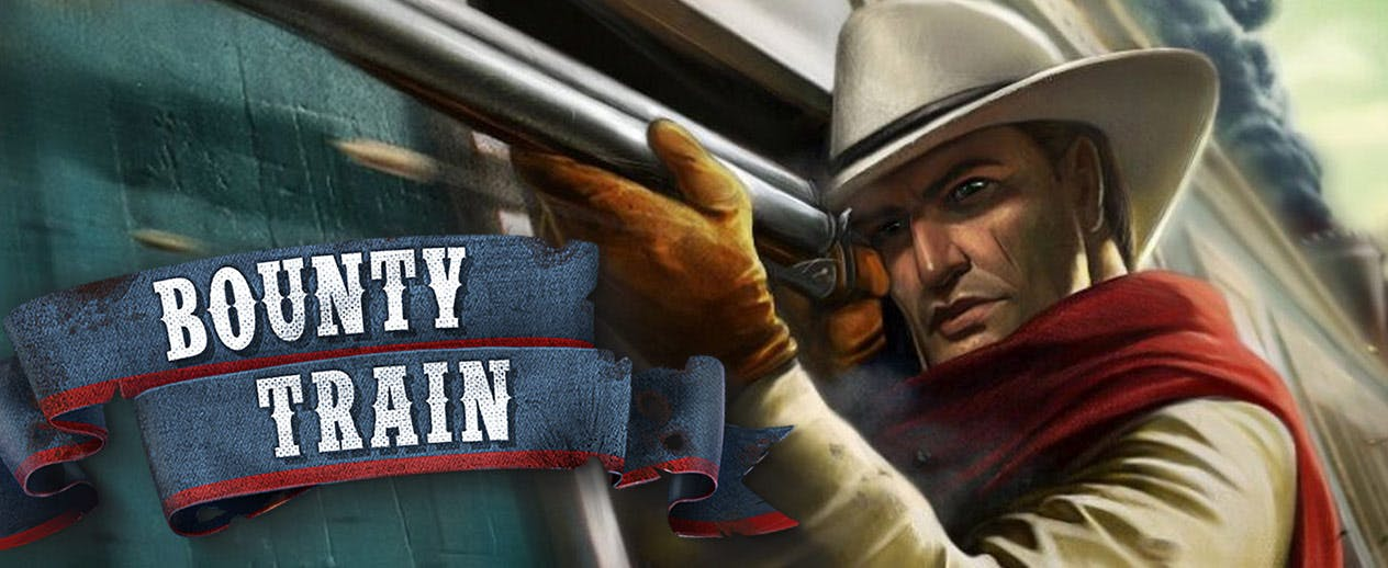 Bounty Train - Conquer the Wild West on rails! - image