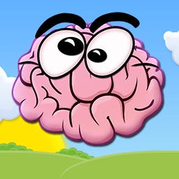 Brain Puzzle - Test your logic and memory skills with fun mini challenges. Brain Puzzle is great for kids, too! - logo