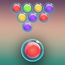 Bubble Shooter Adventures - Bubble Shooter Adventures is a cute arcade bubble shooter. Pop! - logo