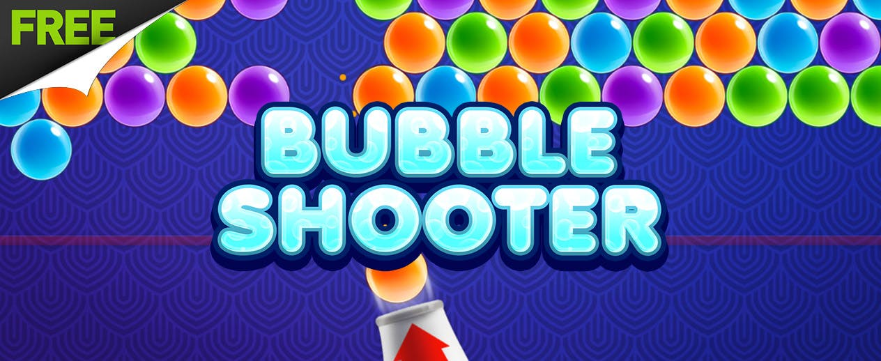 Bubble Shooter - Play WildTangent's Newest Game! - image