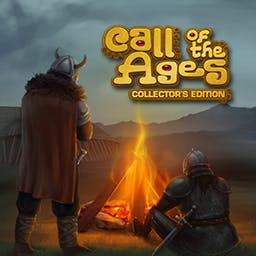 Call of the Ages Collector's Edition - To save the world, you must collect incredible artifacts to fix the Calendar of Ages in Call of the Ages Collector's Edition, a match-3 game! - logo
