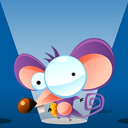Catcha Mouse - Outwit a rascally rodent in Catcha Mouse, the massively addictive game now available for your Android phone! - logo