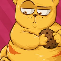 Cat on a Diet - Help this cat raid the cookie jar in the physics-based puzzle game Cat on a Diet! - logo