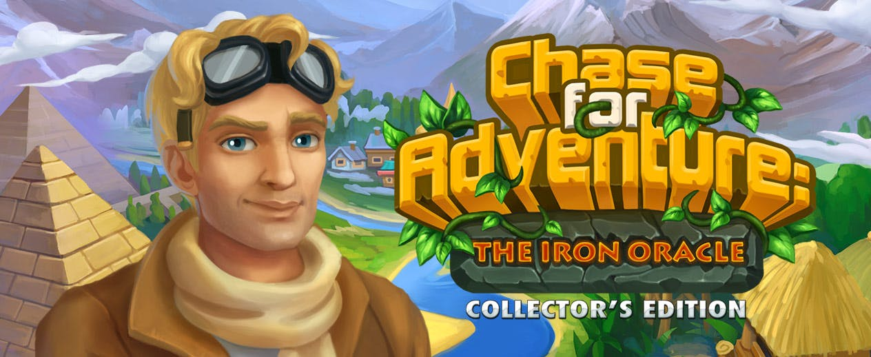 Chase for Adventure 2: The Iron Oracle Collector's Edition -  - image
