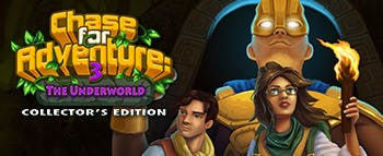 Chase for Adventure 3: The Underworld Collector's Edition - image
