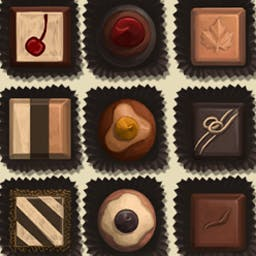 Chocolatier - In the world of bon bons, it ain't all sweet!  Become a Chocolatier™! - logo