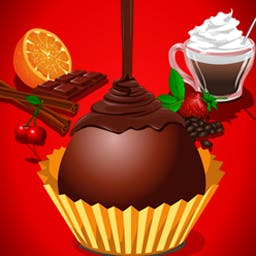 Chocolatier - Decadence by Design - Completely customize your recipes in Chocolatier - Decadence by Design! - logo
