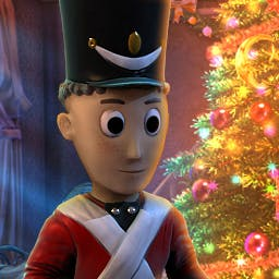 Christmas Stories: Hans Christian Andersens Tin Soldier - Play the adventure game Christmas Stories: Hans Christian Andersen's Tin Soldier! - logo