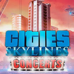 Cities: Skylines - Concerts -  - logo