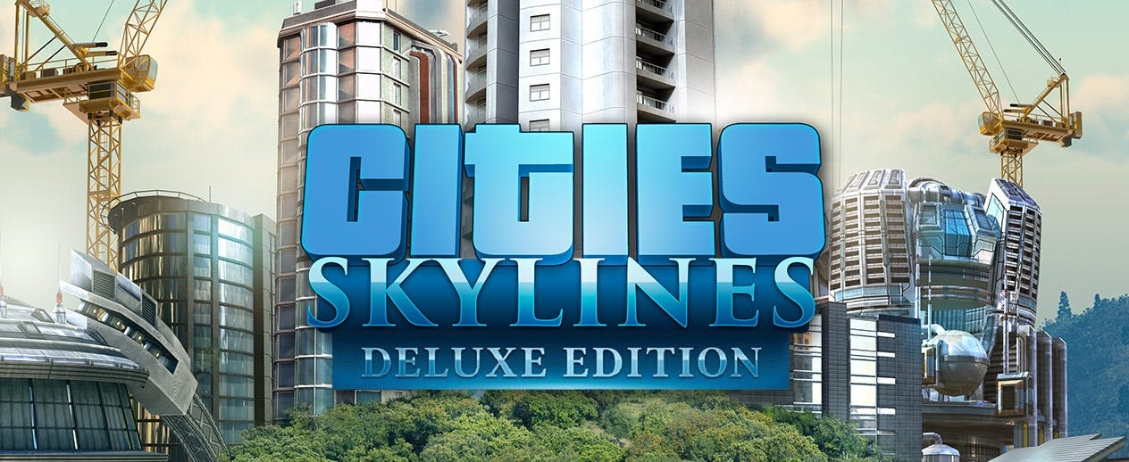 Cities: Skylines Deluxe Edition - You're only limited by your imagination! - image