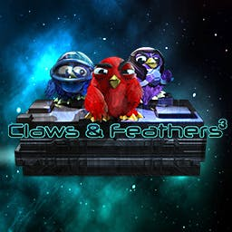 Claws and Feathers 3 - Get ready for the fur to fly in this wild and crazy matching game! - logo