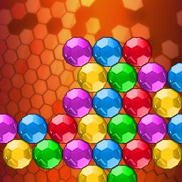 Clear It - Make the balls disappear by matching their colors in Clear It, a puzzle game! - logo